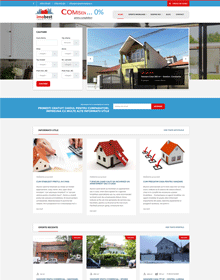 Real Estate Portal Project ImobestImobiliare.ro