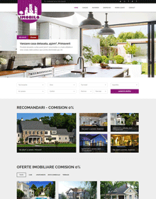 The project imobilo.ro, a real estate portal with FlexMLS
